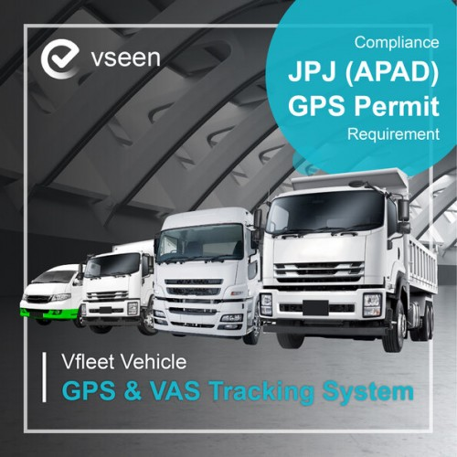 Vfleet Vehicle GPS & VAS Tracking System