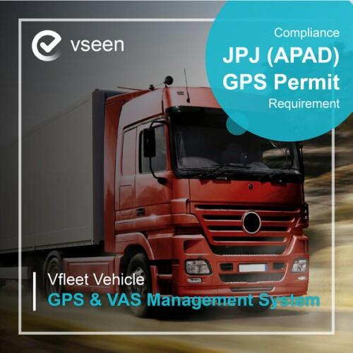 Vfleet Vehicle GPS & VAS Management System